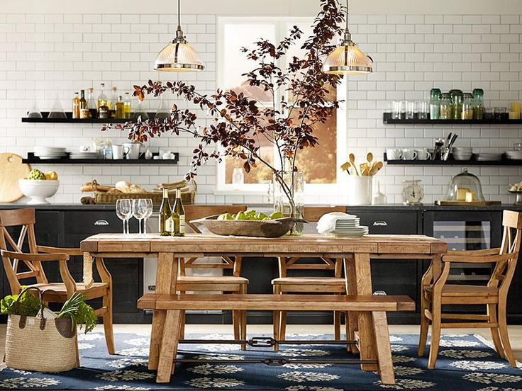 17 best images about dining room on pinterest chairs glass cabinets and dining rooms. Black Bedroom Furniture Sets. Home Design Ideas