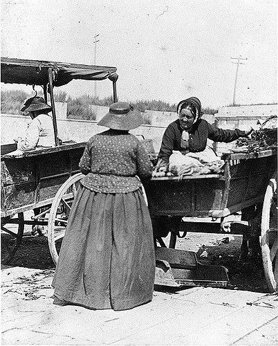 Vendors at the Montcalm Market, Quebec City, QC, about 189… | Flickr