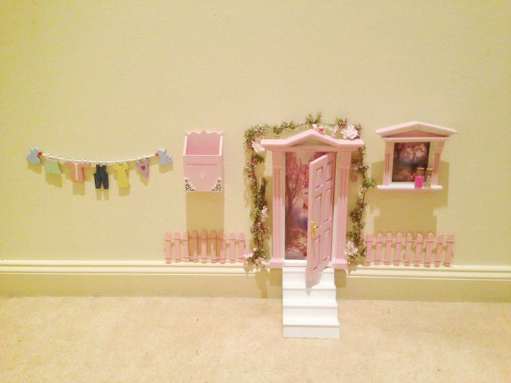 48 best opening fairy doors images on pinterest fairy for Outdoor fairy doors australia