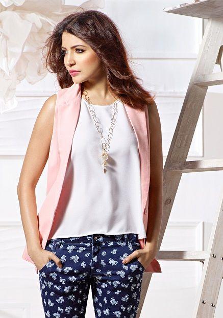 My style is chic-casual: Anushka Sharma