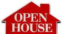 Sept 18 & 19 - OPEN HOUSE