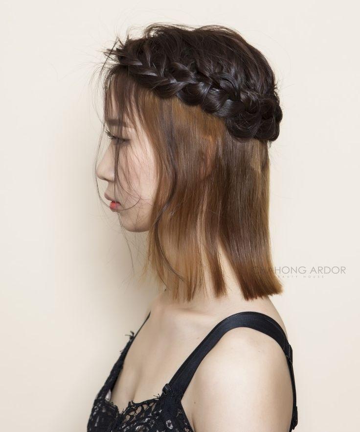 여자단발머리,여자머리스타일,유행헤어스타일,차홍아르더 학동점 루나 : 네이버 블로그