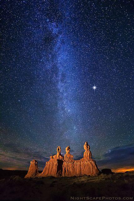 Goblin Valley State Park . Utah