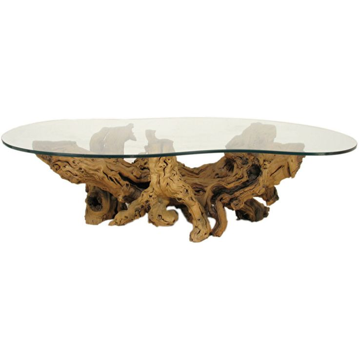 12 best images about coffee table on PinterestDriftwood coffee