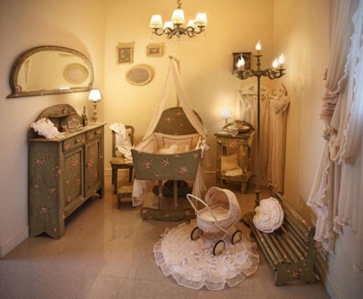 Sweet Fairytale Cottage Nursery