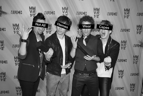 marianas trench | Tumblr Mine deffenetly don't <3