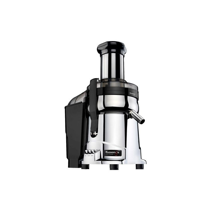 Kuvings Centrifugal Juicer NJ9700U - Chrome (Grey) http://juicerblendercenter.com/finding-the-best-blender-for-smoothies/