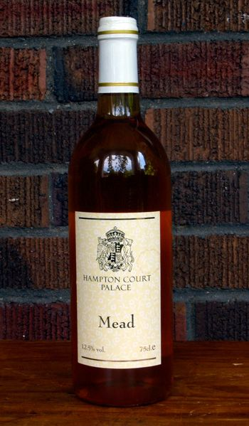 Mead is an alcoholic drink based on honey. Honey is mixed with water to form what is called a