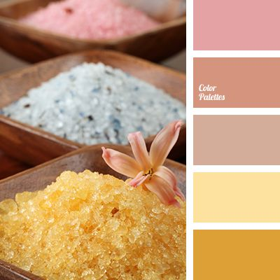 beige and pink, color combination for summer, color combination of summer…