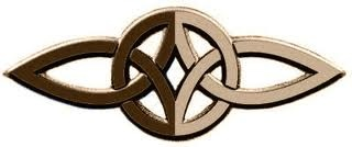 The new tattoo i want in middle of my four leaf clover on my neck. means eternal love