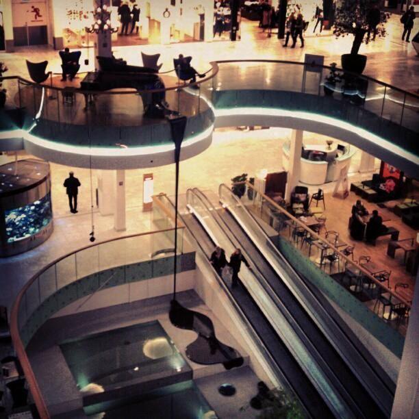 Fisketorvet - A mall ready for all your souvenir needs #Copenhagen