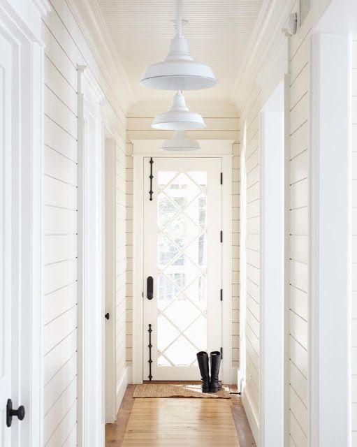 white, white and wood