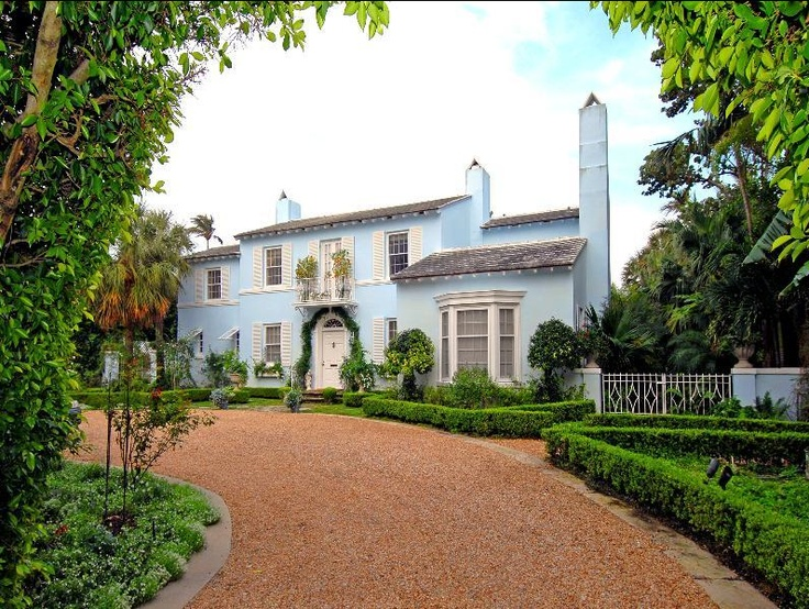Palm Beach Estate Designed In 1930s By Maurice Fatio