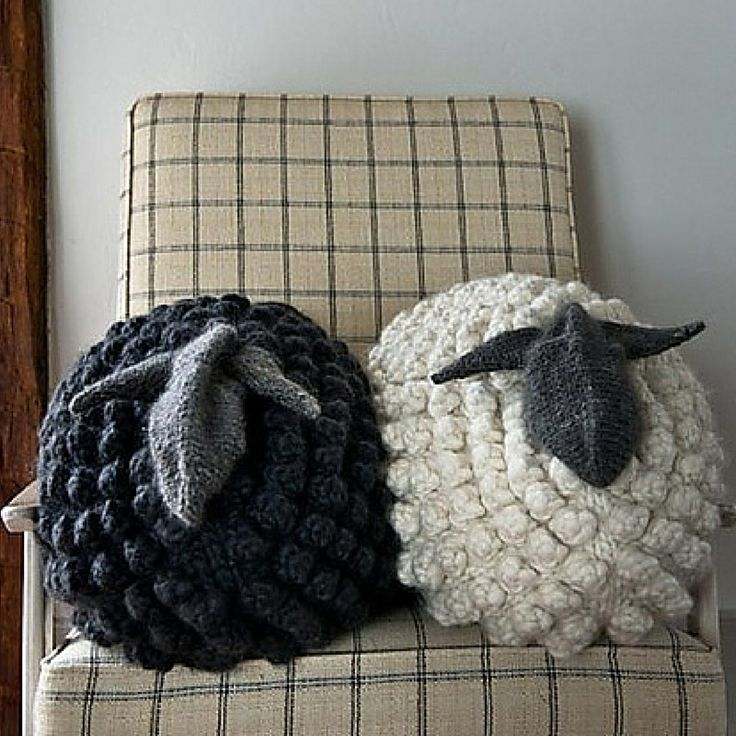 © Bobble Sheep by Purl Bee