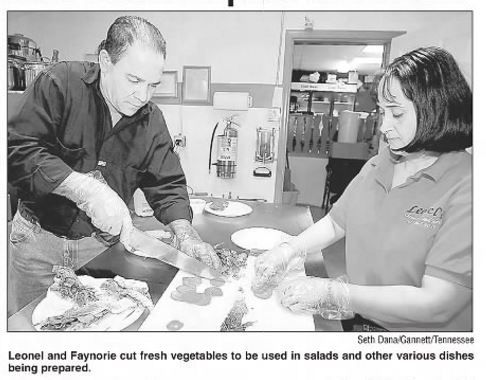 Tennessean Newspaper 18 Jan 2006