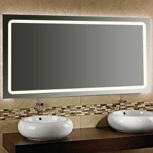 989703561 Badezimmerspiegel Aurora