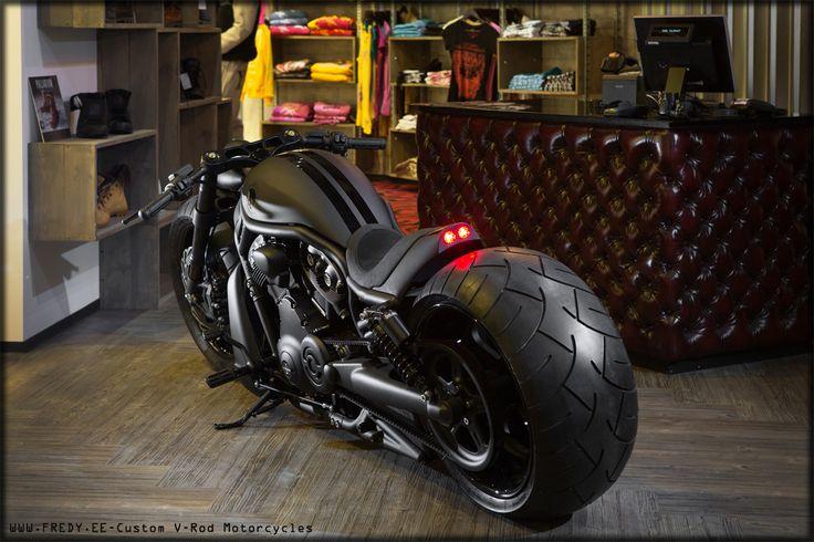 '12 Harley-Davidson Night Rod Special | Fredy.ee