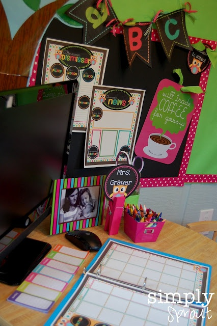 Classroom Design And Organization Ideas ~ Great design ideas for teachers these are some really
