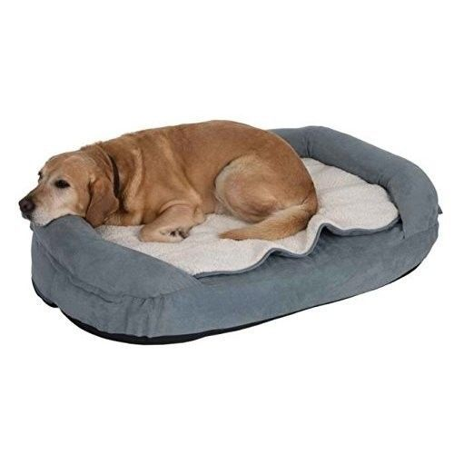 Orthopaedic Dog Bed XLarge Older Joints Memory Foam Pressure Relief