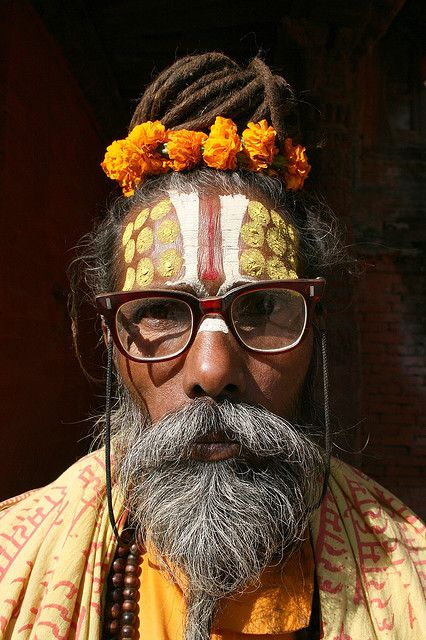 Intellectual Sadhu