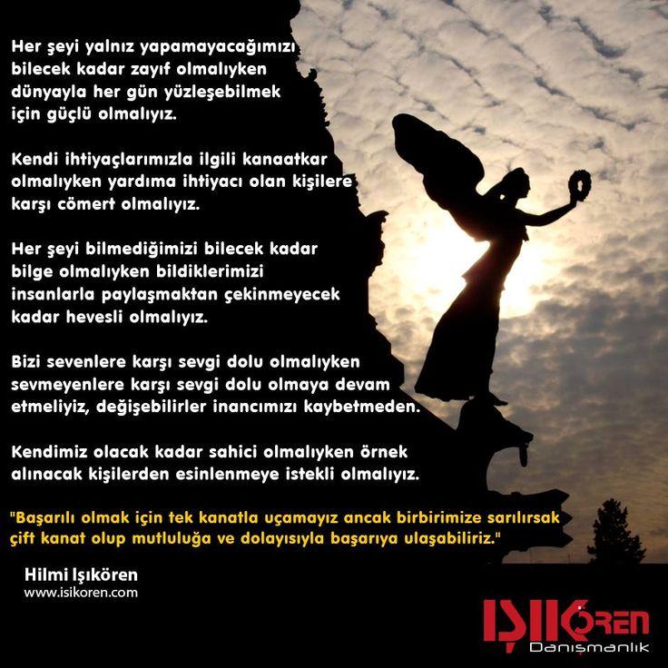 Başarıya uçmak için neye ihtiyacımız var?   http://www.isikoren.com/motivasyon578/ #başarı #melek #kanat #uçmak #mutluluk #motivasyon