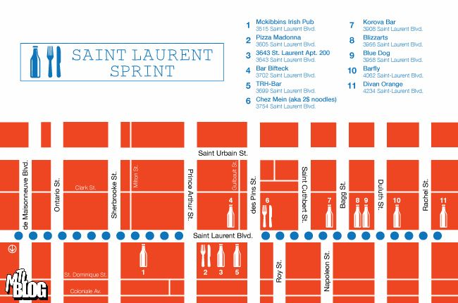 5 Montreal Pub Crawl Maps You Need To Try With Friends | MTL Blog