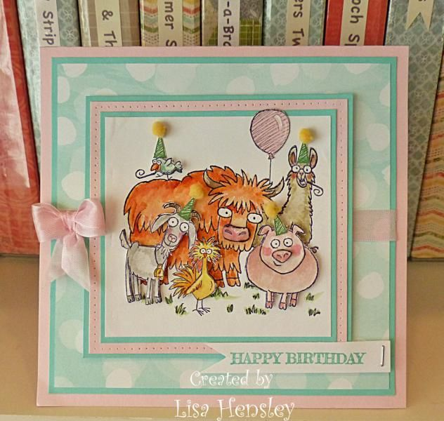 From the Herd by ponygirl40 - Cards and Paper Crafts at Splitcoaststampers