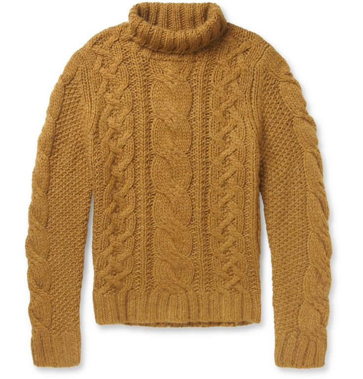 Todd SnyderCable-Knit Sweater|MR PORTER
