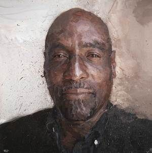 Sir Viv Richards by Brendan Kelly