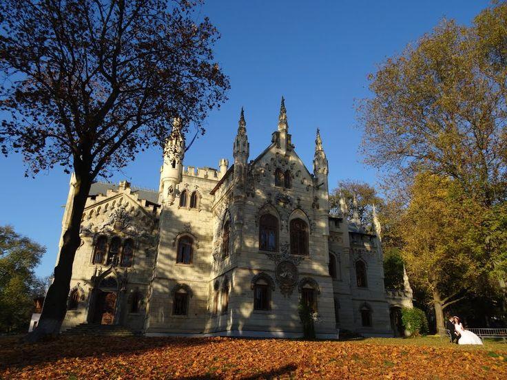 Castelul familiei Sturdza de la Miclăușeni