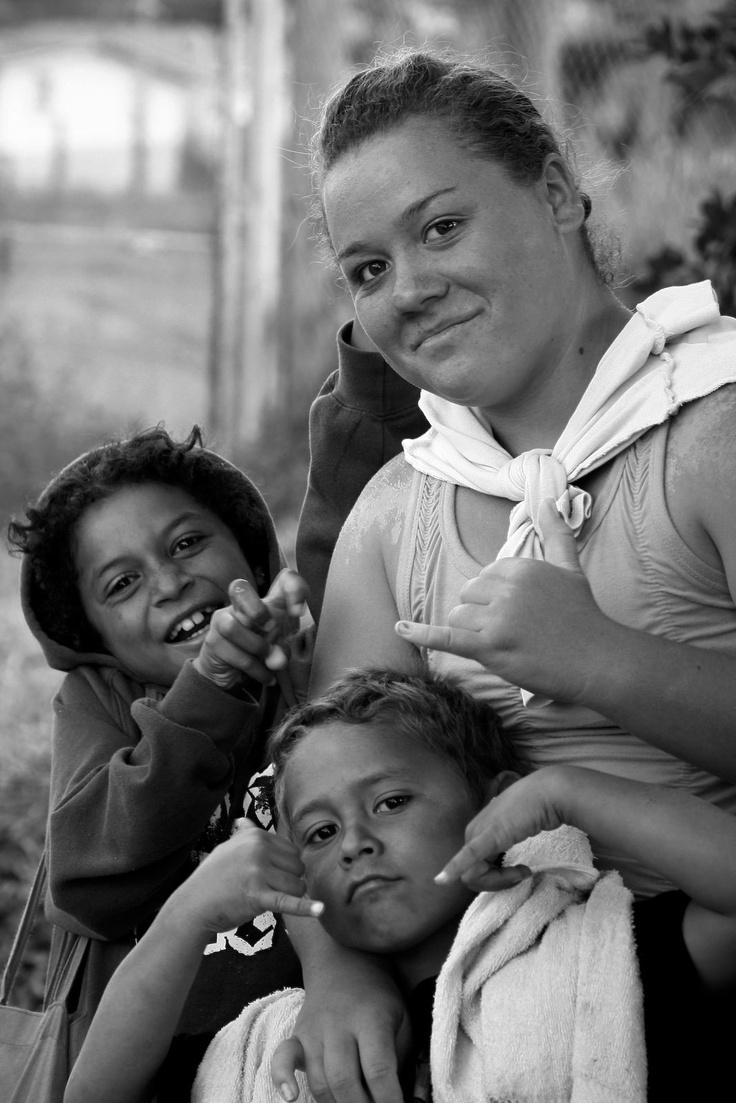 Maori kids in Gisborne, New Zealand. Photo: Alessandro Saponi