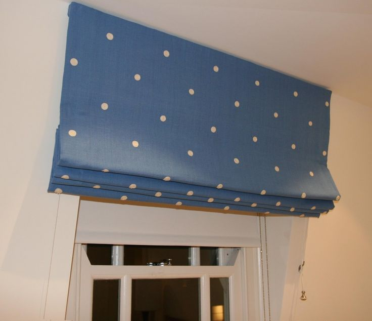 Learn to make similar window blinds for your home in our Roman Blind ...