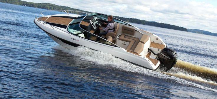 Flipper 640 DC #flipperboote #flipperboats #finnboot #motorboote #bootshändler
