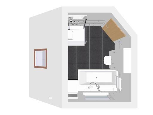 Badezimmer planen ~ Besten dachschräge bilder auf badezimmer