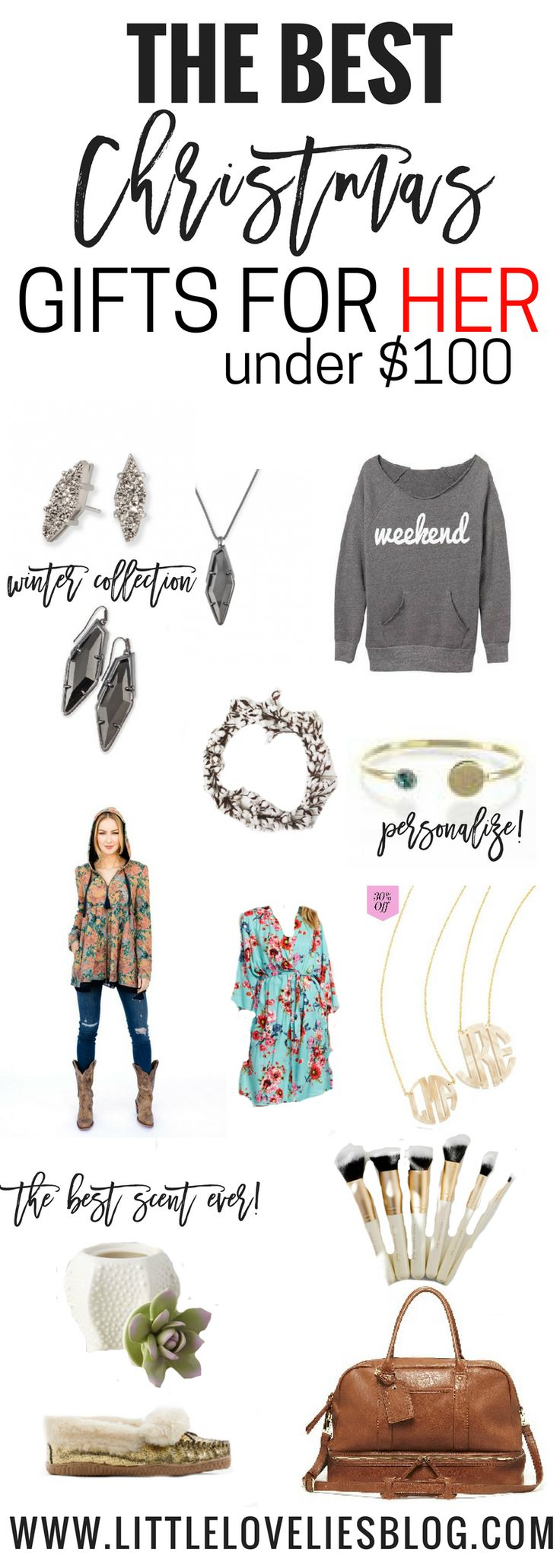 Top Holiday Gifts For Women Part - 21: HOLIDAY GIFT GUIDE FOR HER GIFTS FOR UNDER $100 BEST GIFTS FOR WOMEN, MOMS,