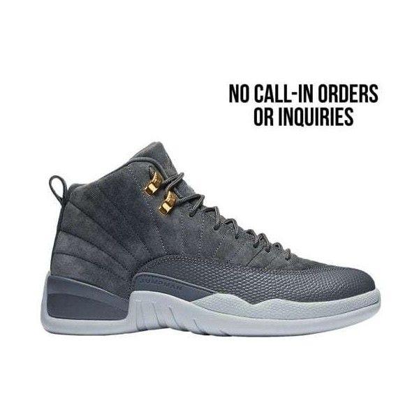 Jordan Retro 12 - Men's - Shoes ($190) ❤ liked on Polyvore featuring men's fashion