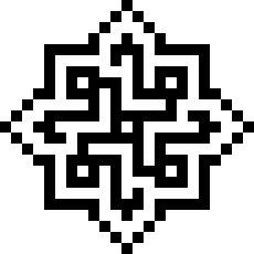 Muhammad (Quadrupled.)
