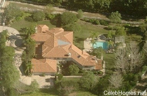Kris Jenner & Bruce Jenner | Celebrity Homes | Celebrity Houses | CelebHomes.net