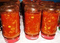 sos słodko-kwaśny - słoiczki