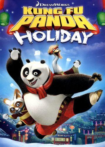Kung Fu Panda Holiday [DVD] [2010]