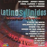 12 Months of Hits from Our Latin Hip Hop Chart [CD]