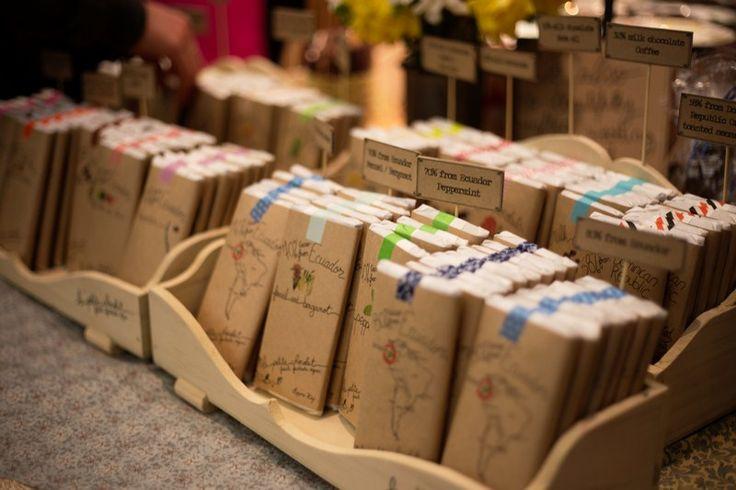 La Petite Chocolat at the New Zealand Chocolate Festival 2013 - Credit to Allan Carino