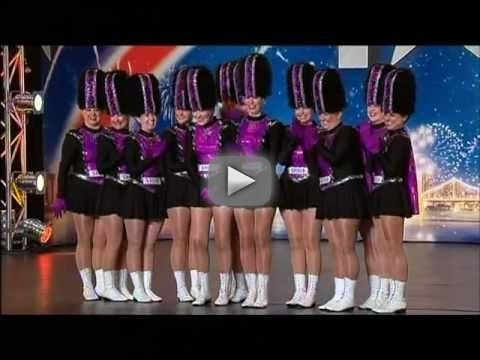Black Diamonds - Drill Dance Team  - Australia's Got Talent 2012 audition 4 [FULL] - (Act Starts at 1:05).Black diaminds are a presicion drill and Dance Team Marching AGT Australia's Got Talent 2012 Auditions Night 4 Week 2. Copyright © 2012