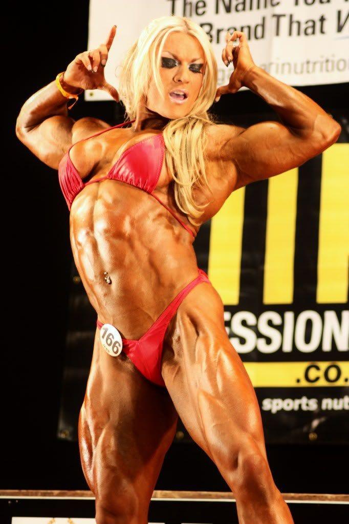 562 best women fitness inspirations images on pinterest - Lisa cross fbb ...