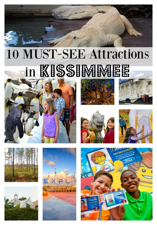 The ten things we'd love to do in Kissimmee FL! A travel post from Seattle area family lifestyle blog Long Wait For Isabella.