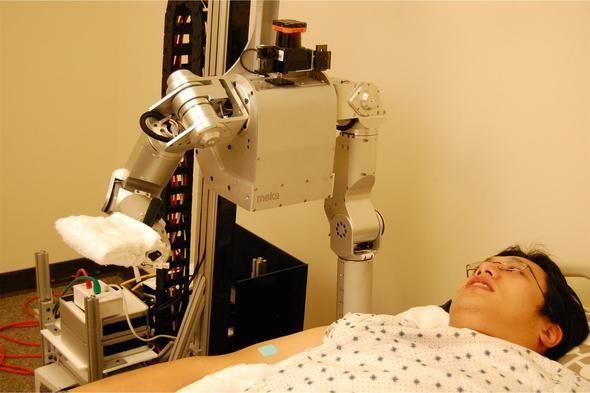 healthcare robotics nursing assistant healthcare robotics