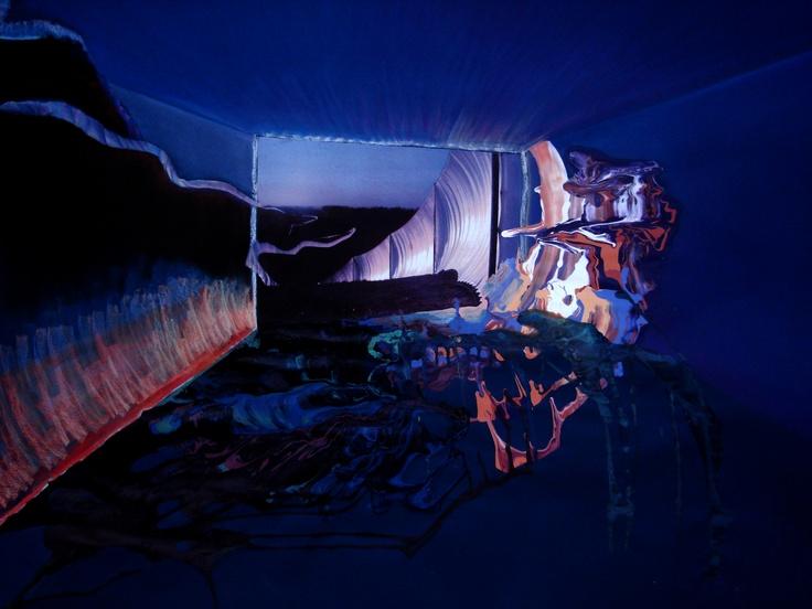 Muralla. Collage. Ledicia Bellón.