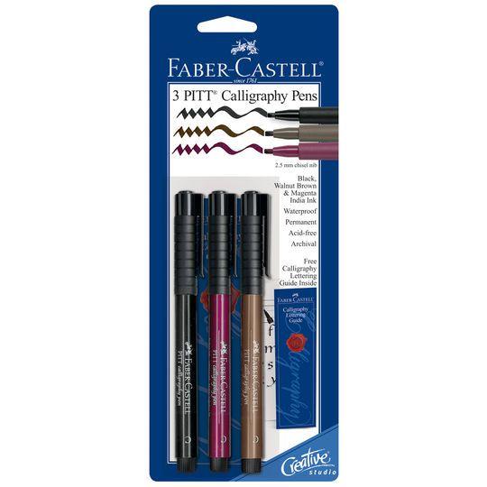 Faber-Castell® PITT® Calligraphy Pen Set