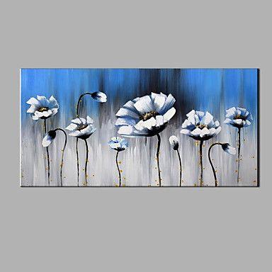 【今だけ☆送料無料】 アートパネル  静物画1枚で1セット ホワイト お花 フラワー ブルー プレゼント 【納期】お取り寄せ2~3週間前後で発送予定