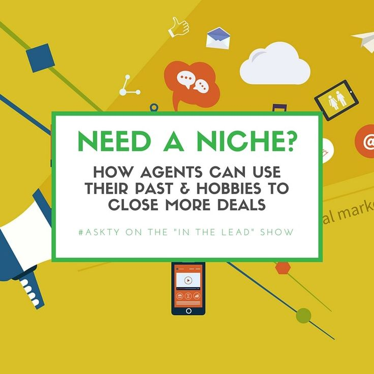Need help finding real estate niches that get you leads? Here's a list of ideas that'll help you profitably define your niche and start marketing yourself!
